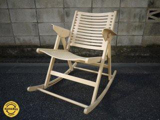 REX レックス Folding Rocking Chair フォールディング ロッキングチェア 折畳みチェア ◎