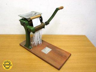 小野機械製造所 小野式製麺機 小野式 2型 うどん 蕎麦 ●