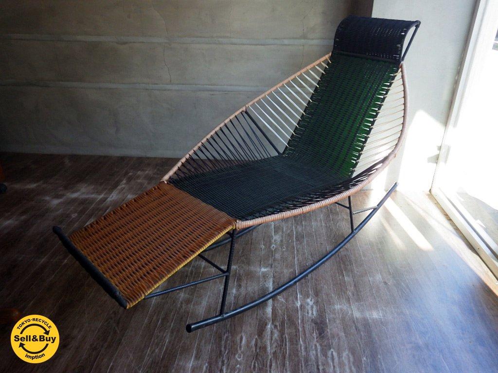 希少 MARNI マルニ 100 chairs ロッキングチェア イタリア ♪