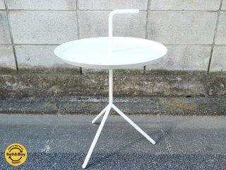 デンマーク HAY ヘイ DLM ( Don't Leave Me! ) サイドテーブル / コーヒーテーブル ホワイト XLサイズ ◎