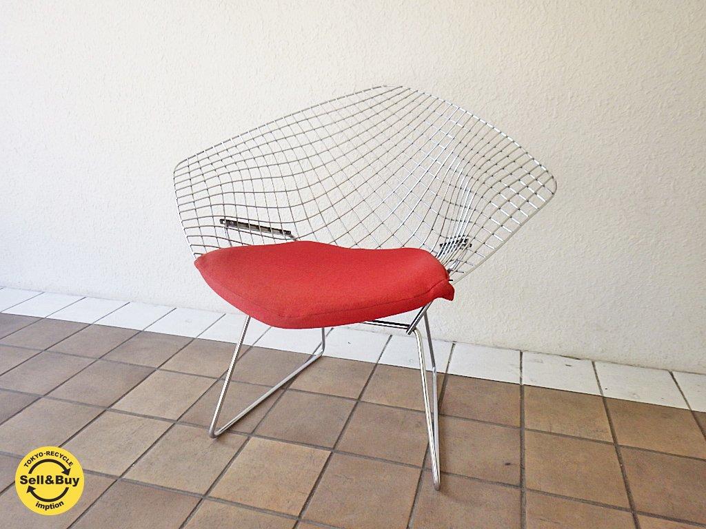 Knoll / ノール  ビンテージ  Diamond Chair / ダイアモンドチェア ハリーベルトイヤ デザイン ◇