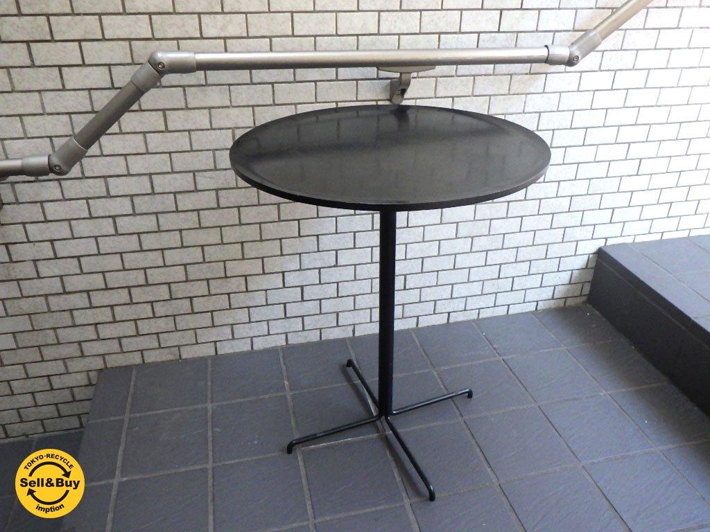 IDEE イデー カフェ プライウッド トレイテーブル ステンレスレッグ ■