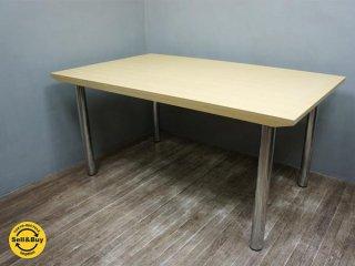 北欧家具 スウェーデン製 INOVATOR イノベーター ダイニングテーブル ●