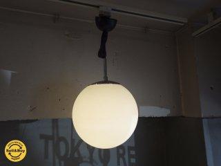 展示品 LIMBURG リンブルグ PENDANT 真球ガラスグローブ ペンダントライト ドイツ ヤマギワ ♪