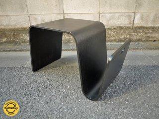 Offi オッフィ社 Mag Table マグテーブル プライウッド ブラック USA ◎