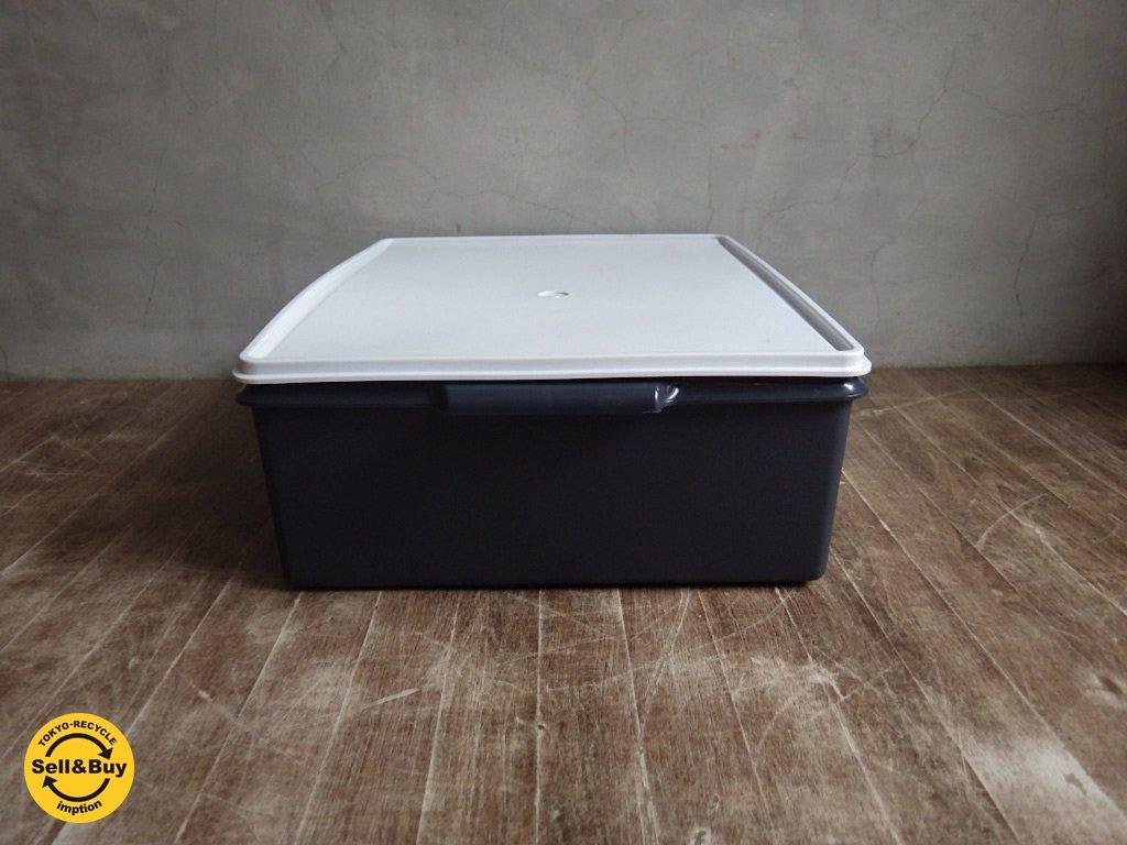 未使用 タッパーウェア Tupperware スーパーケース Super Case 20リットル A ♪