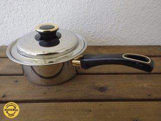 未使用 タッパーウェア Tupperware  レインボークッカー 片手鍋 17cm ◇