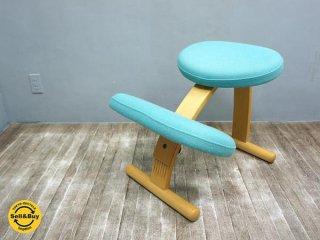 Rybo リボ バランス イージー チェア 学習椅子 北欧 ライトグリーン ノルウェー ●