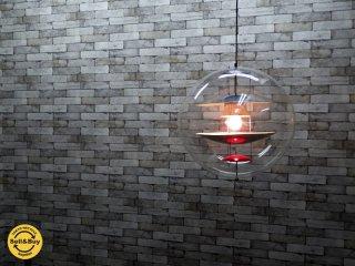 Verner Panton / ヴェルナー パントン 『 VP GLOBE / パントン グローブ ランプ 』希少廃盤 60cmサイズ ビンテージ ペンダントライト ●