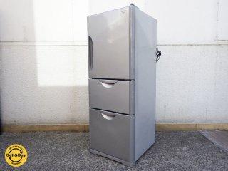 日立 HITACHI INVERTER SLIM COMPACT ノンフロン冷凍冷蔵庫 265L 2012年製 メタリックシルバー ●