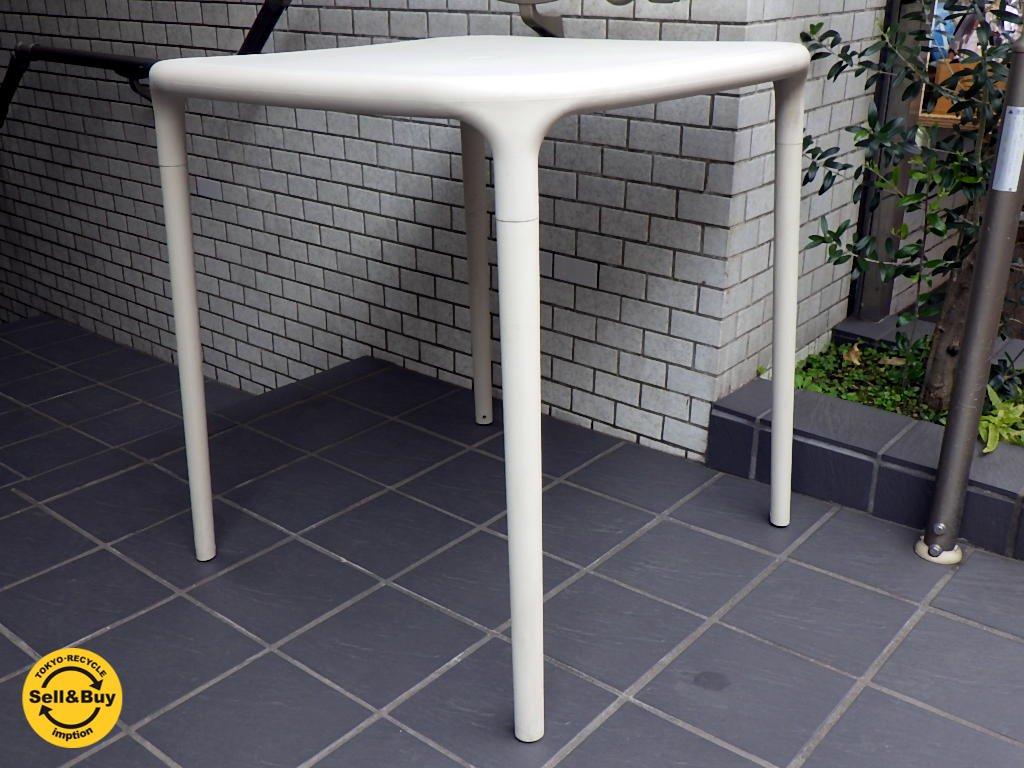 イタリア MAGIS マジス AIR-TABLE ジャスパー モリソン ガーデンテーブル ■