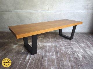 LANDSCAPE PRODUCTS ランドスケープ プロダクツ / SQUARE LEGS TABLE スクエアレッグテーブル チーク材 ♪