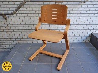FORMIO フォルミオ チェア KF-02 ブナ材 デンマーク キッズ 子供椅子 ■
