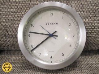 THE CONRAN SHOP / コンランショップ  廃番オリジナル イングランド製 『 ウォールクロック 』★ 美USED