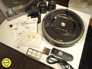 15年製 日本正規品 iRobot ルンバ880 ロボット掃除機 箱入り ◎