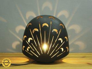 南部鉄器 ビンテージ テーブルライト フロアライト 照明 ●