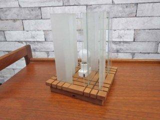 ツー アー スリー 2 are 3 木製 テーブル ランプ 照明 ●