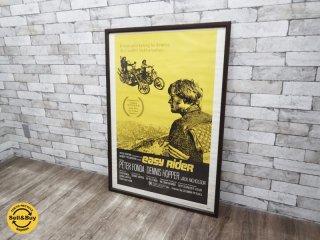 イージーライダー EASY RIDER 映画 特大ポスター デニスホッパー ●