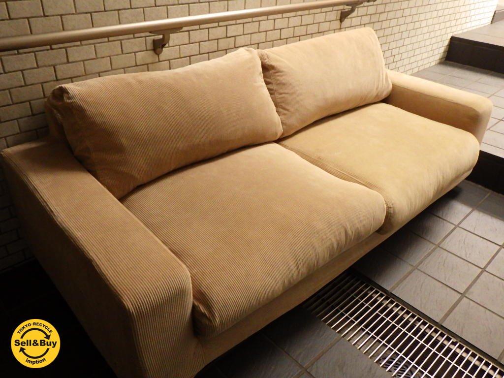 当店では本日、若者を中心に大人気のメーカー、無印良品のベッド・一人掛けソファー・二人掛けソファーを新入荷! どれも無印良品らしくシンプルで合わせやすいもの  ...