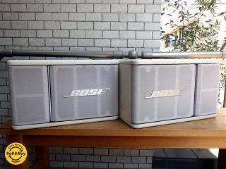 ボーズ BOSE 301 AV モニタースピーカー ペア ダイレクト リフレクティングシステム ホワイト■