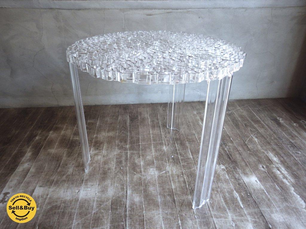 カルテル Kartell ティーテーブル T-Table / パトリシア ウルキオラ デザイン ♪