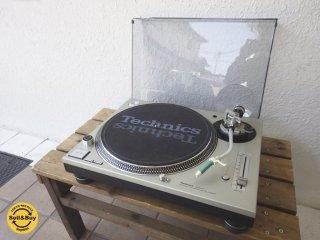 テクニクス Technics ターンテーブル SL-1200 MK5  カートリッジ stanton T-3 完動品 A◇