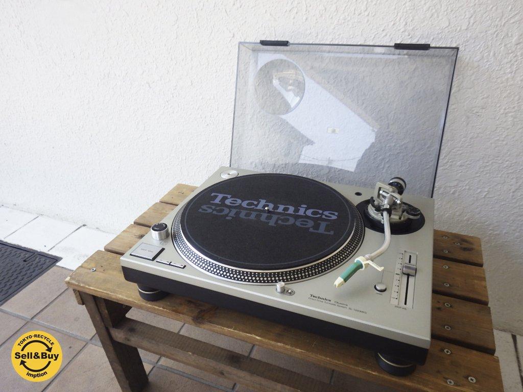 テクニクス Technics ターンテーブル SL-1200 MK5  カートリッジ stanton T-3 完動品 B◇