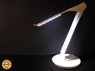 ハーマンミラー / HermanMiller LEDパーソナルライト 展示美品『 リーフライト / Leaf light・白 』 ='07年グッドデザイン賞受賞作品= ★