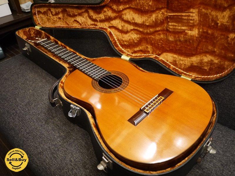 野辺正二 Nobe Masaji クラシックギター No.15 1972年 サイン入り ビンテージ ◎