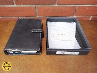ファイロファックス filofax ベルモンド システム手帳 バイブルサイズ 箱付 未使用品 ●