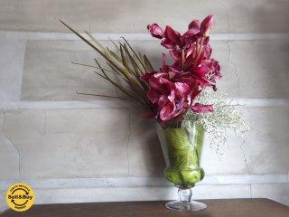 エミリオロバ EMILIO ROBBA / シンビジウム 特大サイズ クチュールフラワー 造花 ♪
