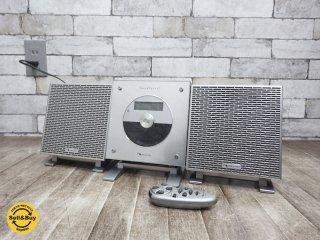 ナカミチ Nakamichi サウンドスペース1 SoundSpace1 CDコンポ オーディオ機器 ●