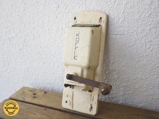 ドイツ アンティーク 壁掛け コーヒーミル ◇