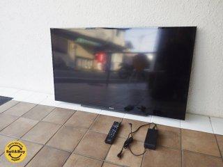 ソニー /  SONY ブラビア / BRAVIA 48型 デジタルハイビジョン液晶テレビ KDL-48W600B  2015年製 壁掛け ◇