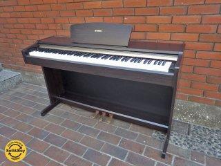 ヤマハ YAMAHA 電子ピアノ YDP-123 アリウス ARIUS グレードハンマー ( GH ) 鍵盤 取扱説明書付き ●