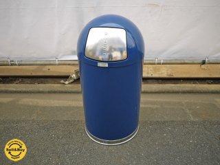 ラバーメイド Rubbermaid USA インダストリアル ダストビン ゴミ箱 ステンレススチール製 45L ◎