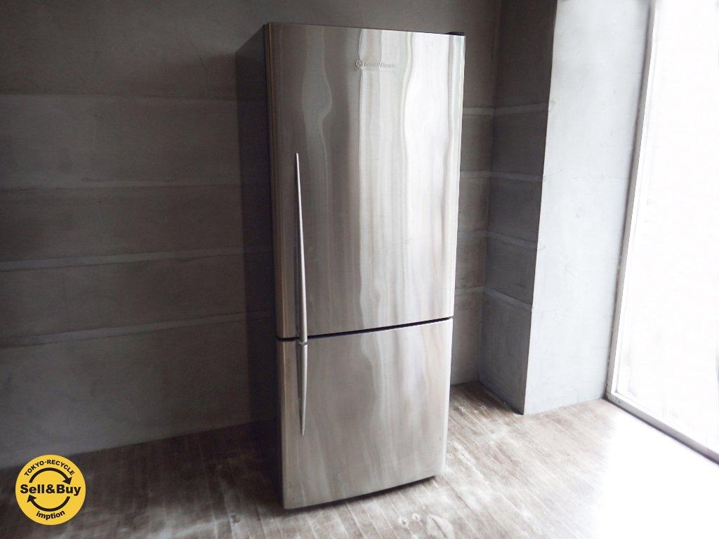 ジェネラル・エレクトリック General Electric 家庭用大型冷蔵庫 「TCJ12GFDSS」 313リットル 2001年製 ♪