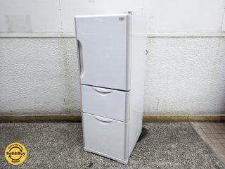 日立 HITACHI INVERTER SLIM COMPACT ノンフロン冷凍冷蔵庫 265L 2011年製 ホワイト R-27AS ●