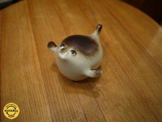 ロールストランド Rorstrand フグ Puffer Fish 陶製人形 ゲスタ・グラフス Gosta Grahs 1980's ◎