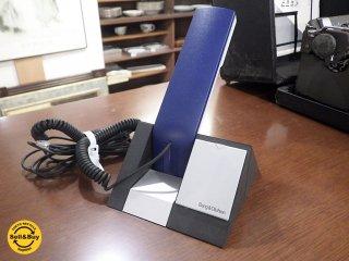 バング&オルフセン Bang&Olfsen Beocom1401 電話機 テーブルホルダー付 ●