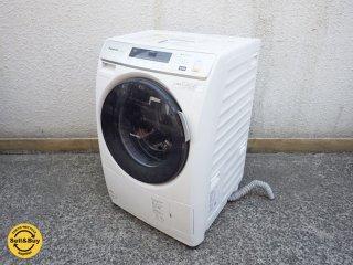 パナソニック Panasonic ドラム式 洗濯乾燥機 プチドラム 2012年製 洗濯6kg / 乾燥3kg NA-VD110L ●