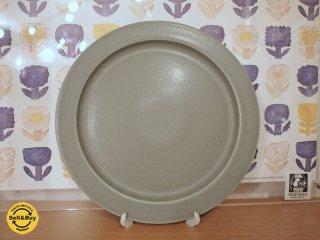 廃番 イイホシユミコ アンジュール unjour マーティン martin (朝) plate スモークブルー ◎
