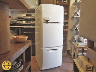 ナショナル National ウィル WiLL 冷蔵庫 165L 2007年製 最終製造年モデル ノスタルジックデザイン ◇