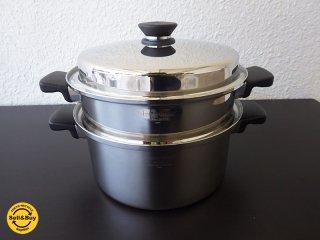 アムウェイ AMWAY QUEEN 6Lシチューパン 鍋 調理器具セット ◇