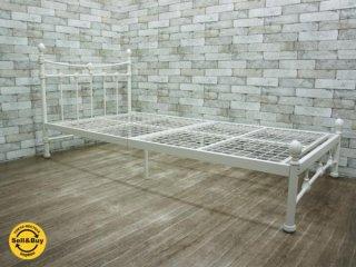 Rubanchou 吉川ひなのプロデュース シングルベッド お姫様ベッド 姫系家具 ●