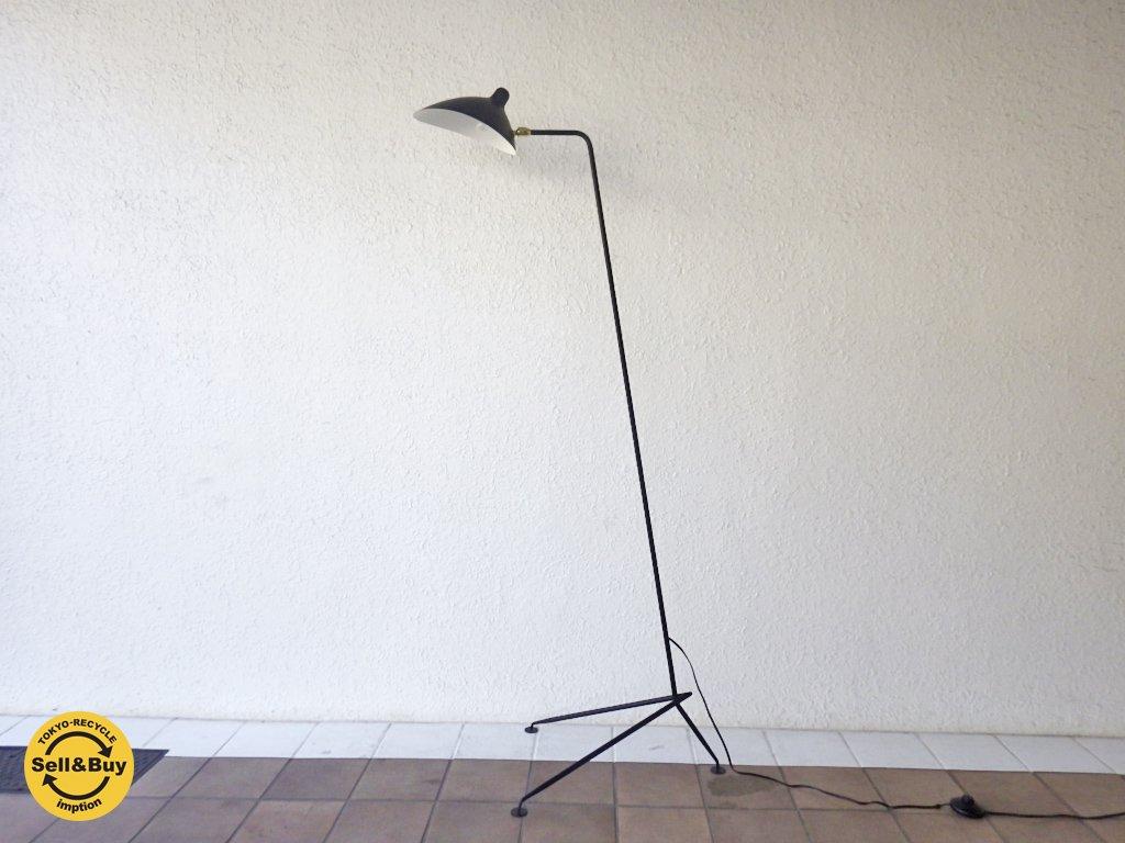 ランパデール アン ルミエール LAMPADAIRE 1 LUMIERES  セルジュ・ムーユ