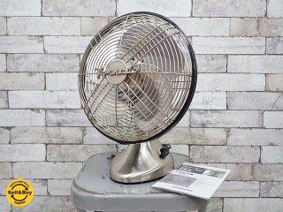 ボルネード VORNADO シルバースワン 扇風機 ファン アンティーク調 ●