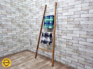オールドメゾン old maison タオル ラダー Towel Ladder マンゴー材 ●