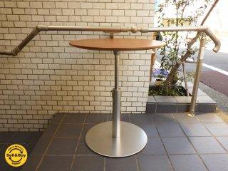 ラパルマ Laplma ブリオ Brio アジャスタブル テーブル ウォールナット Side Table to Bar Table ■