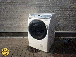 パナソニック / Panasonic 『 プチドラム 6kg 洗濯乾燥機 』 NA-VD100L 2011年製 ●